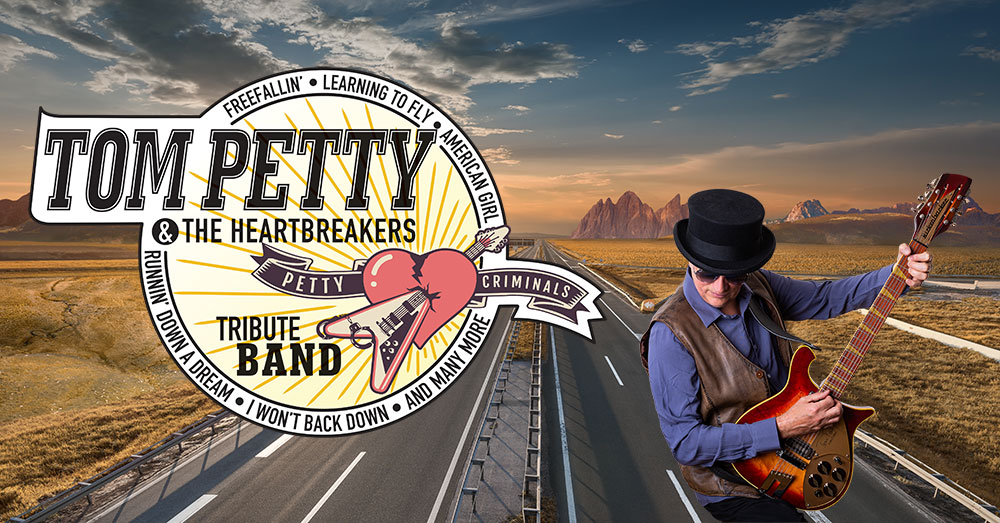 Petty Criminals Tom Petty banner image