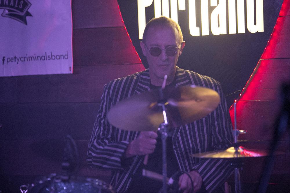Drums Petty Criminals 2