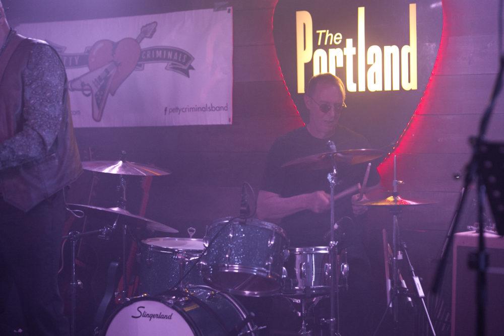 Drums Petty Criminals 1