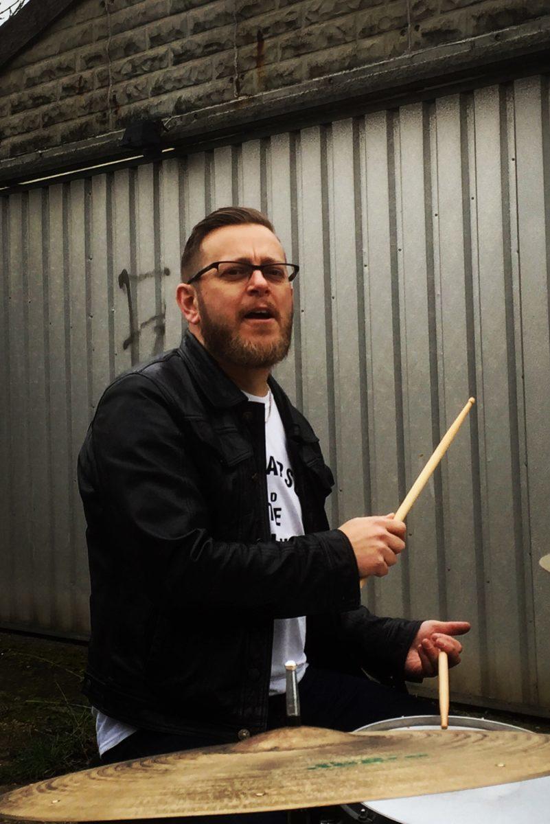 Matt Cowley Drums Petty Criminals